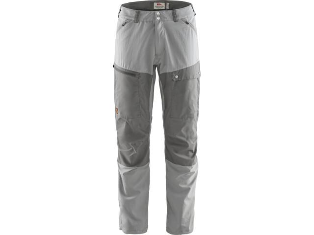 Fjällräven Abisko Midsummer Pantaloni Uomo, grigio